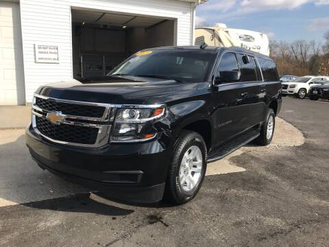 2019 Chevrolet Suburban for sale at PIONEER USED AUTOS & RV SALES in Lavalette WV