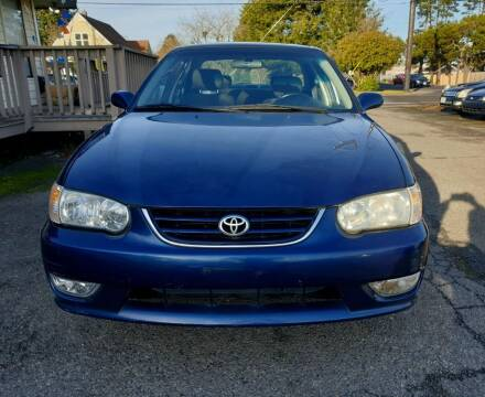 2001 Toyota Corolla for sale at Life Auto Sales in Tacoma WA