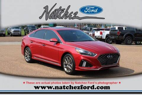 2018 Hyundai Sonata for sale at Auto Group South - Natchez Ford Lincoln in Natchez MS
