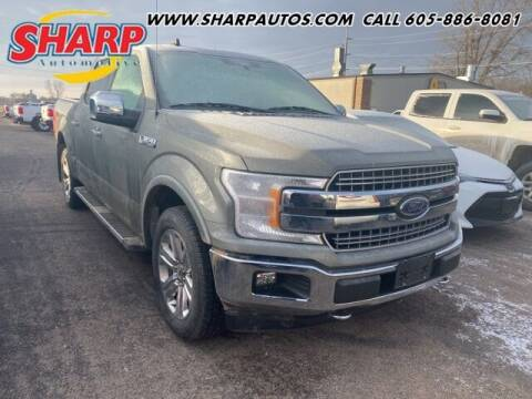 2019 Ford F-150 for sale at Sharp Automotive in Watertown SD