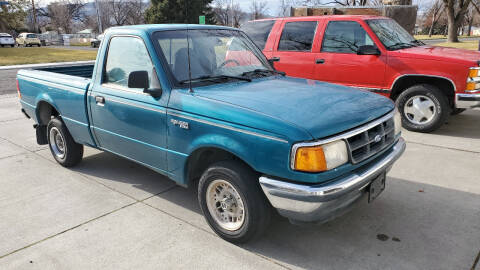 1994 Ford Ranger for sale at West Richland Car Sales in West Richland WA