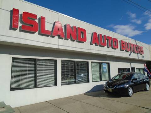2016 Nissan Sentra for sale at Island Auto Buyers in West Babylon NY