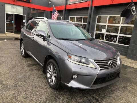 2015 Lexus RX 350 for sale at Goodfella's  Motor Company in Tacoma WA