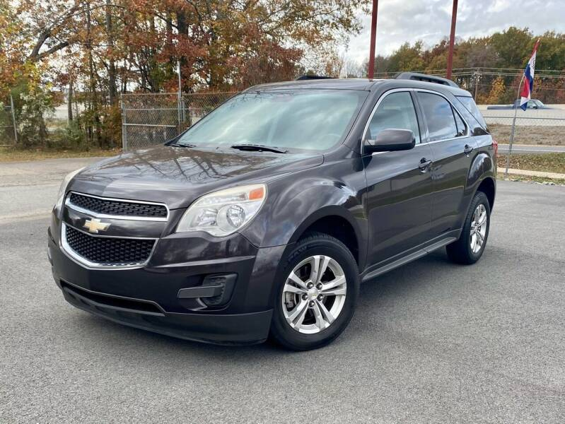 2014 Chevrolet Equinox for sale at Access Auto in Cabot AR