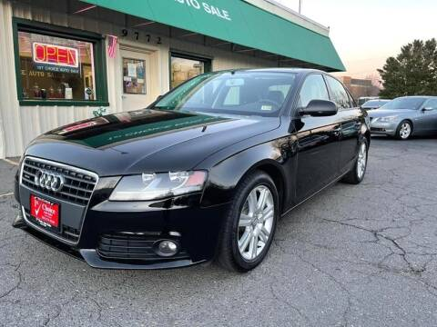 2011 Audi A4 for sale at 1st Choice Auto Sales in Fairfax VA
