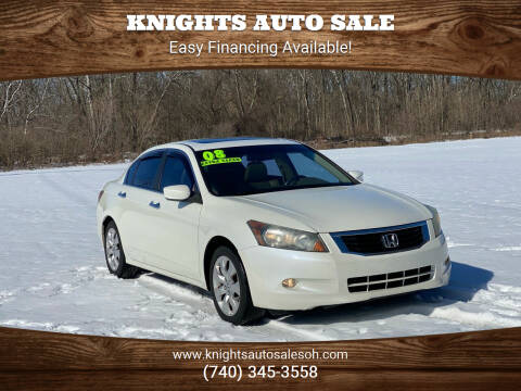 2008 Honda Accord for sale at Knights Auto Sale in Newark OH