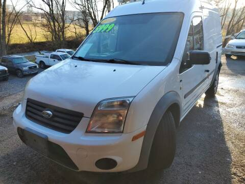 2012 Ford Transit Connect for sale at Kerwin's Volunteer Motors in Bristol TN