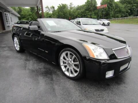 2006 Cadillac XLR-V for sale at Specialty Car Company in North Wilkesboro NC