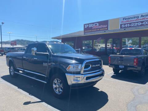 2016 RAM Ram Pickup 2500 for sale at Pro Motors in Roseburg OR