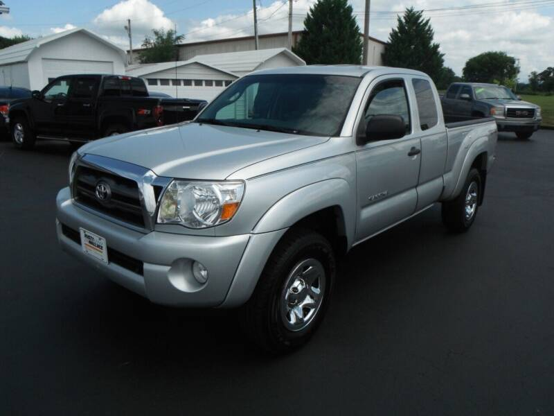 2010 Toyota Tacoma for sale at Morelock Motors INC in Maryville TN