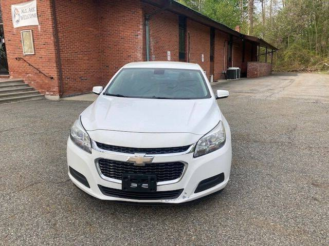2014 Chevrolet Malibu for sale at Beaver Lake Auto in Franklin NJ