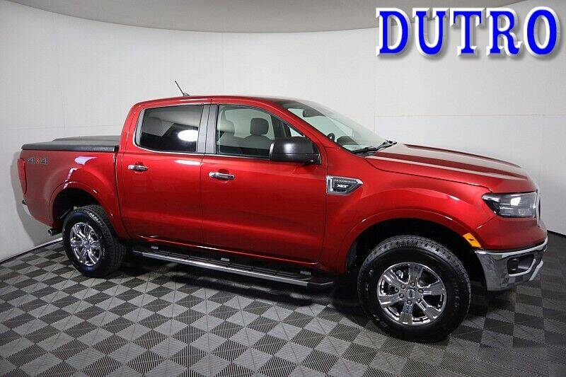 2021 Ford Ranger for sale in Zanesville, OH