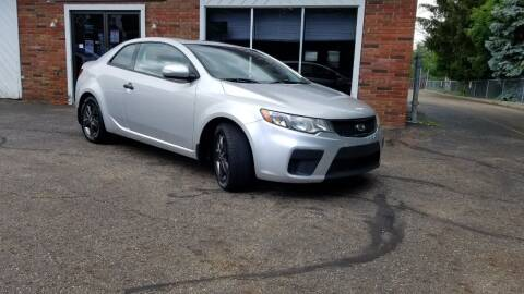 2010 Kia Forte Koup for sale at Modern Day Motor Cars LLC in Wadsworth OH