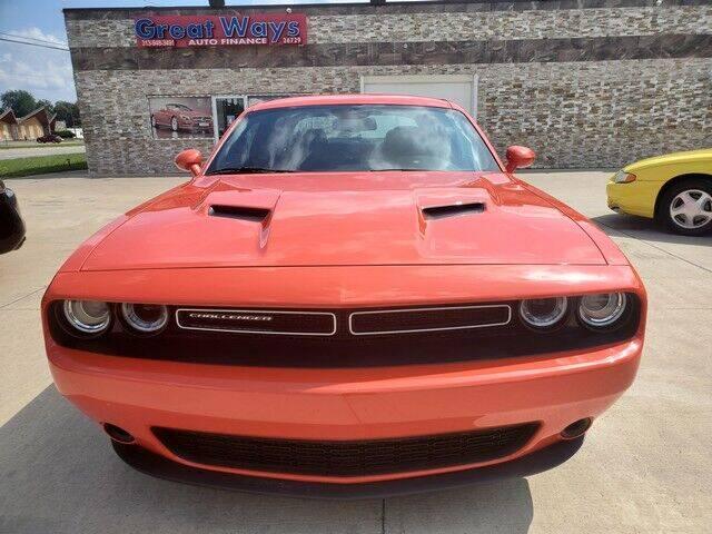 2020 Dodge Challenger for sale at Great Ways Auto Finance in Redford MI