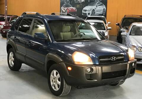 2005 Hyundai Tucson for sale at Auto Imports in Houston TX