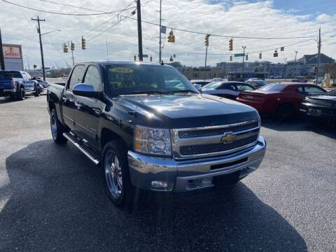 2013 Chevrolet Silverado 1500 for sale at Sell Your Car Today in Fayetteville NC
