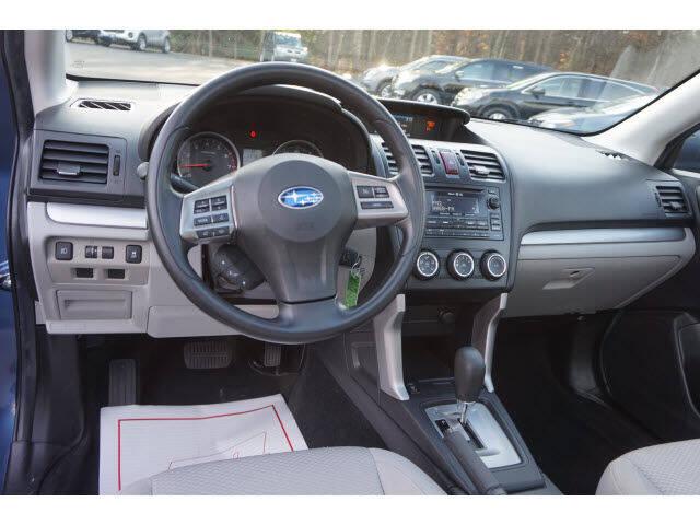 2014 Subaru Forester AWD 2.5i Premium 4dr Wagon CVT - South Berwick ME