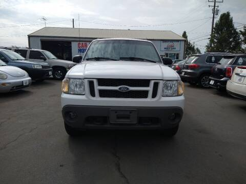 2001 Ford Explorer Sport for sale at M AND S CAR SALES LLC in Independence OR