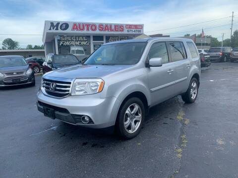 2013 Honda Pilot for sale at Mo Auto Sales in Fairfield OH