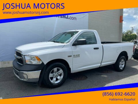 2017 RAM Ram Pickup 1500 for sale at JOSHUA MOTORS in Vineland NJ