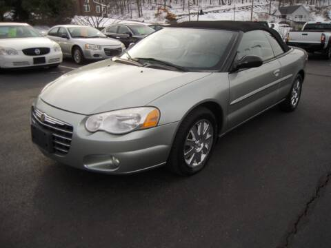 2006 Chrysler Sebring for sale at 1-2-3 AUTO SALES, LLC in Branchville NJ