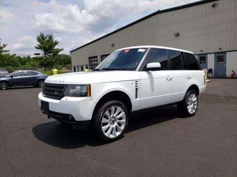 2012 Land Rover Range Rover for sale at BMW of Schererville in Schererville IN