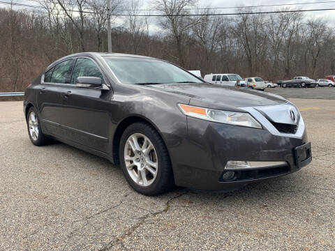 2010 Acura TL for sale at George Strus Motors Inc. in Newfoundland NJ