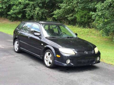 2003 Mazda Protege5 for sale at Two Brothers Auto Sales in Loganville GA