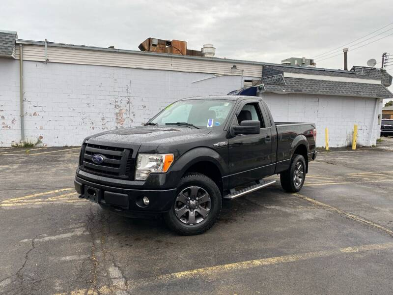2012 Ford F-150 for sale at Santa Motors Inc in Rochester NY