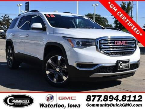 2018 GMC Acadia for sale at Community Buick GMC in Waterloo IA