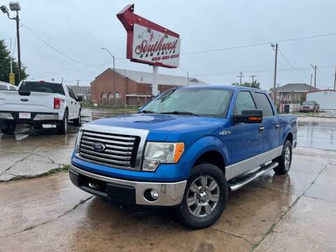 2011 Ford F-150 for sale at Southwest Car Sales in Oklahoma City OK