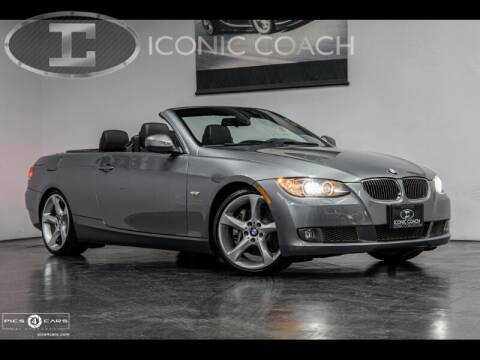 2010 BMW 3 Series for sale at Iconic Coach in San Diego CA