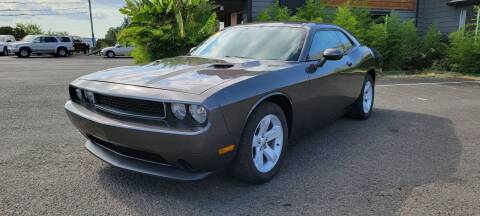 2014 Dodge Challenger for sale at Persian Motors in Cornelius OR