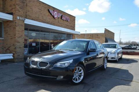 2008 BMW 5 Series for sale at JT AUTO in Parma OH