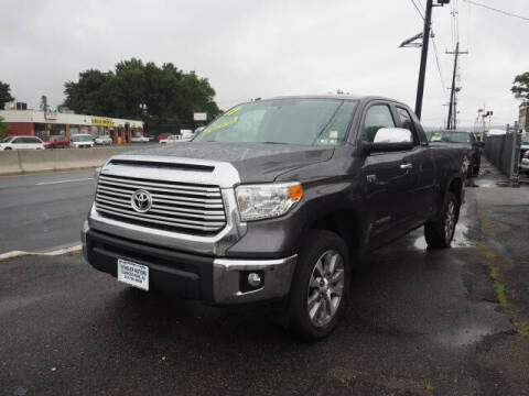 2017 Toyota Tundra for sale at Scheuer Motor Sales INC in Elmwood Park NJ