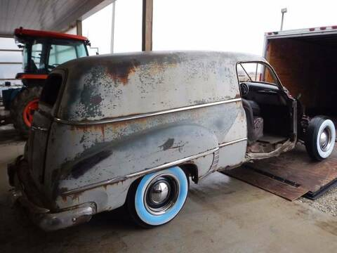 1950 Pontiac Chieftain for sale at Custom Rods and Muscle in Celina OH
