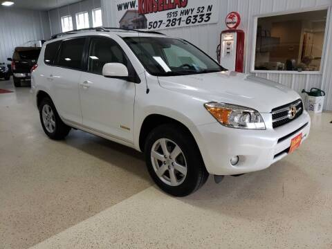 2008 Toyota RAV4 for sale at Kinsellas Auto Sales in Rochester MN