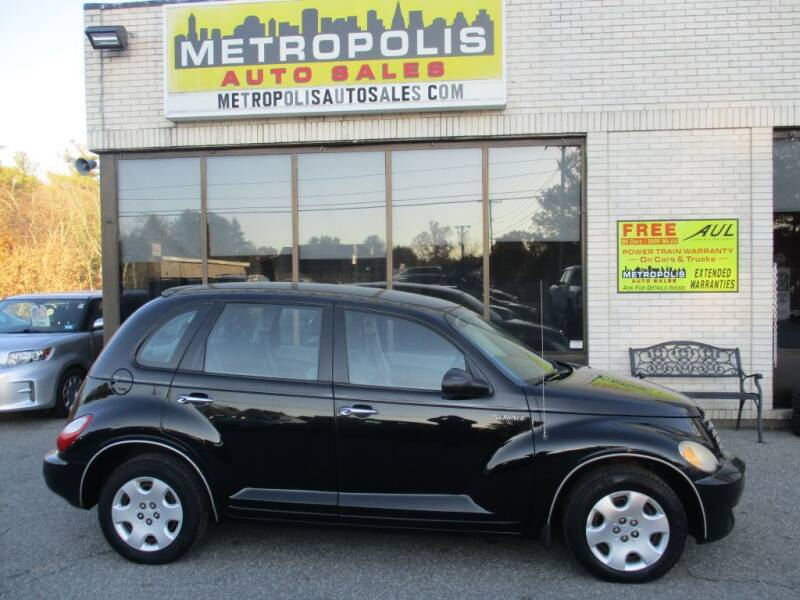 2006 Chrysler PT Cruiser for sale at Metropolis Auto Sales in Pelham NH