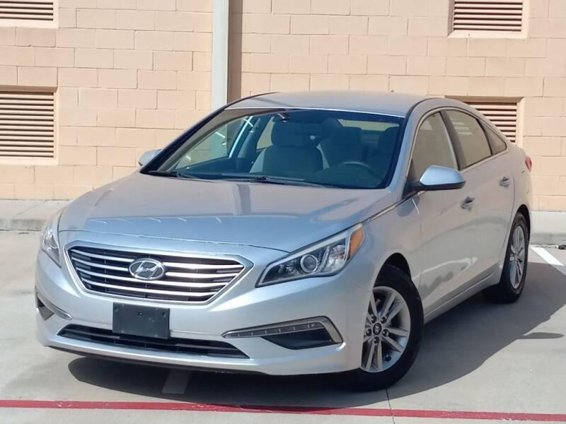 2015 Hyundai Sonata for sale at Executive Motor Group in Houston TX