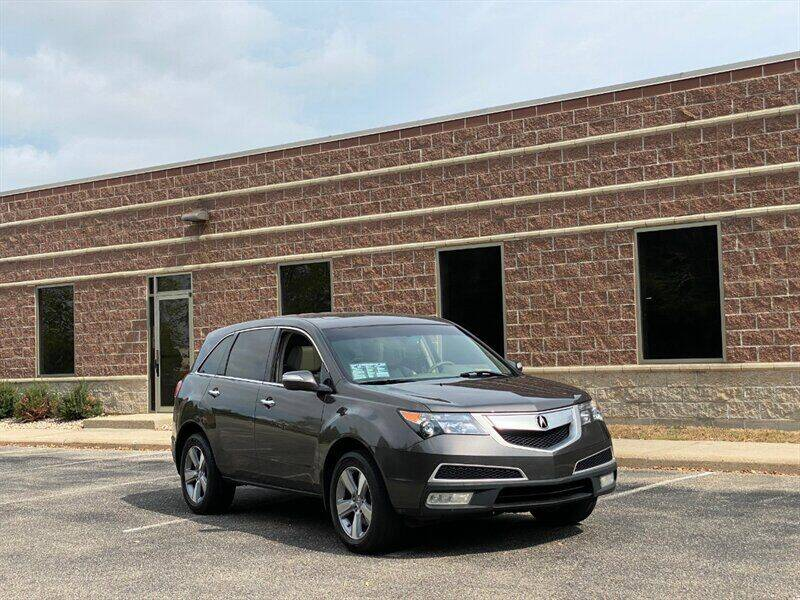 2012 Acura MDX for sale at A To Z Autosports LLC in Madison WI