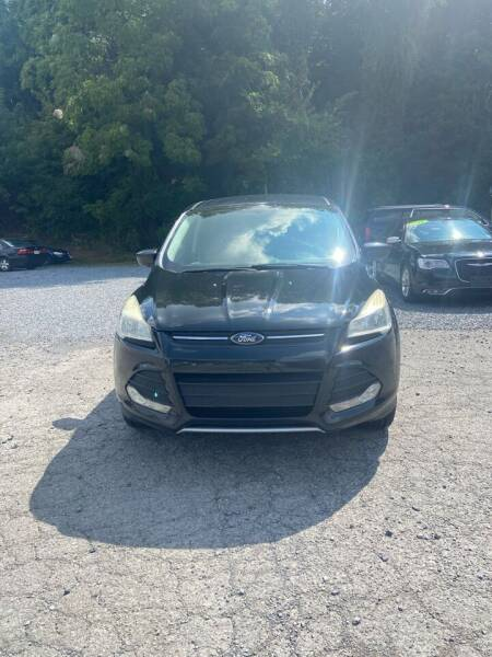 2014 Ford Escape for sale at THE AUTOMOTIVE CONNECTION in Atkins VA