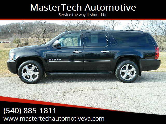 2011 Chevrolet Suburban for sale at MasterTech Automotive in Staunton VA