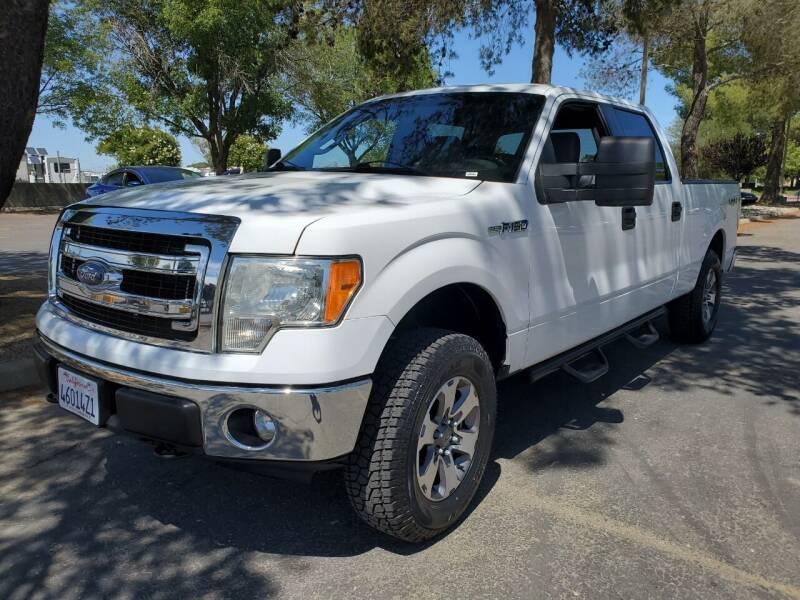 2013 Ford F-150 for sale at Matador Motors in Sacramento CA