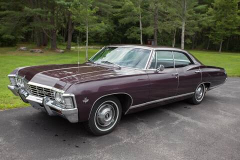 1967 Chevrolet Caprice for sale at Essex Motorsport, LLC in Essex Junction VT
