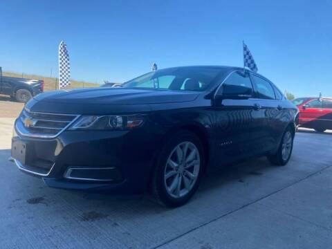 2017 Chevrolet Impala for sale at Platinum Car Brokers in Spearfish SD