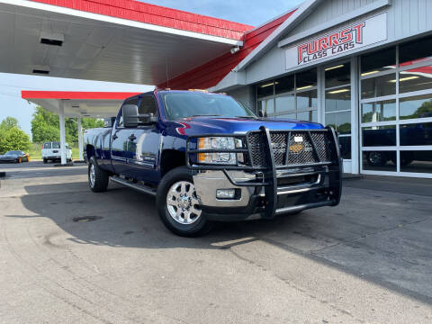 2013 Chevrolet Silverado 2500HD for sale at Furrst Class Cars LLC  - Independence Blvd. in Charlotte NC