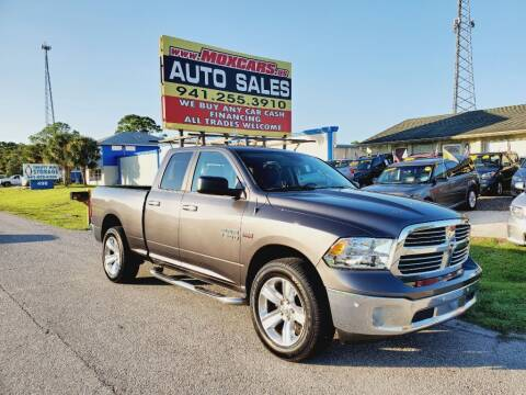 2014 RAM Ram Pickup 1500 for sale at Mox Motors in Port Charlotte FL