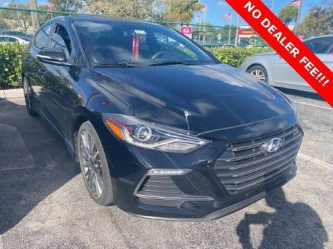 2018 Hyundai Elantra for sale at JumboAutoGroup.com in Hollywood FL
