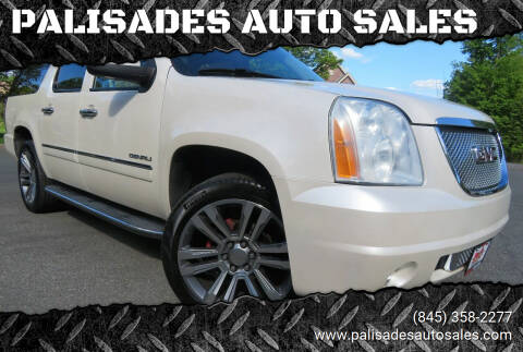 2011 GMC Yukon XL for sale at PALISADES AUTO SALES in Nyack NY