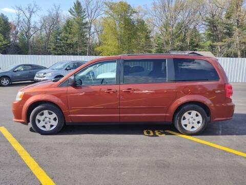 2012 Dodge Grand Caravan for sale at Hilltop Auto in Prescott MI